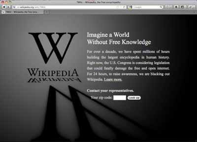 Wikipedia blackout - click to enlarge