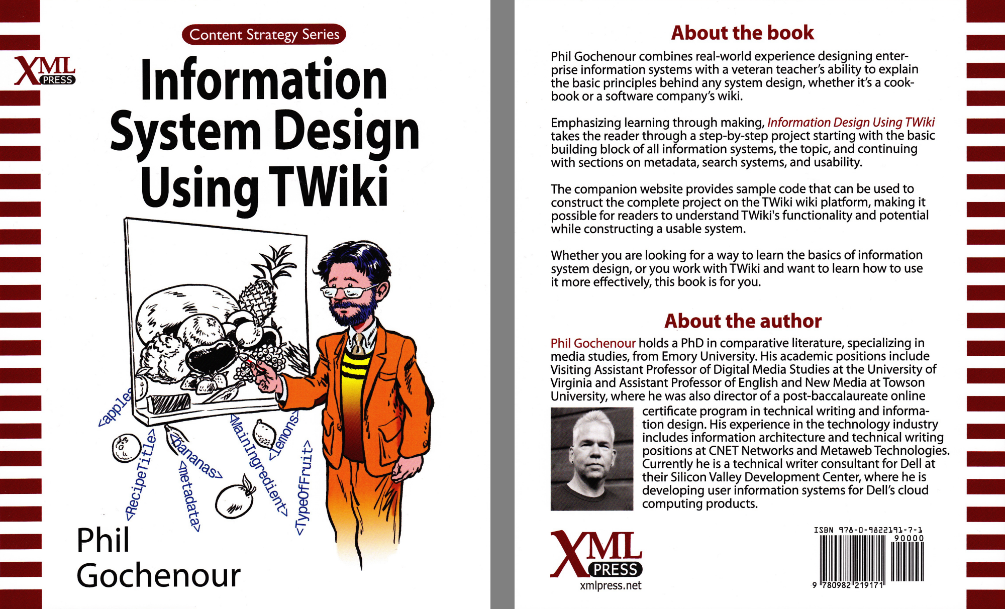 Book Cover Layout Xml : Book information system design using twiki