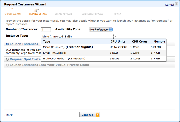 How to Create an Amazon EC2 Instance (and Install TWiki